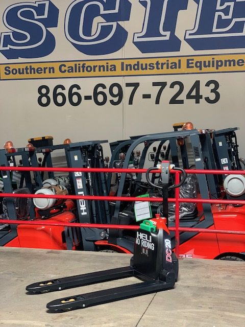 LITHIUM BATTERY ELECTRIC WALKIE PALLET JACK
